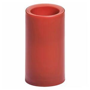 IKEA-STRALA-Blockkerze-Kerze-LED-in-rot-Weihnachten-Lampe-NEU
