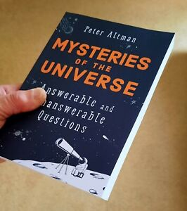 Mysteries of the Universe by Dr Peter Altman - free UK postage