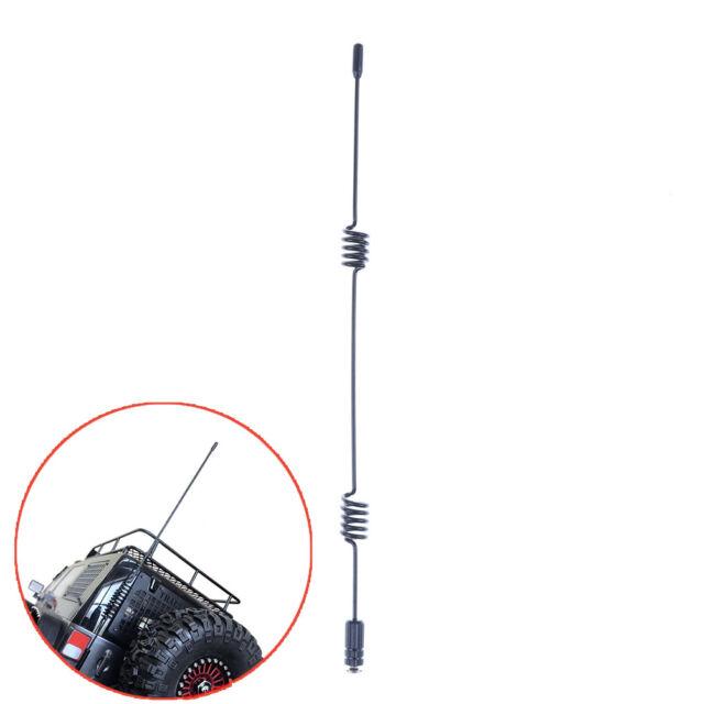 1:10 RC Crawler 190MM Metal Decorative Antenna for Axial SCX10 Traxxas TRX-4  vK