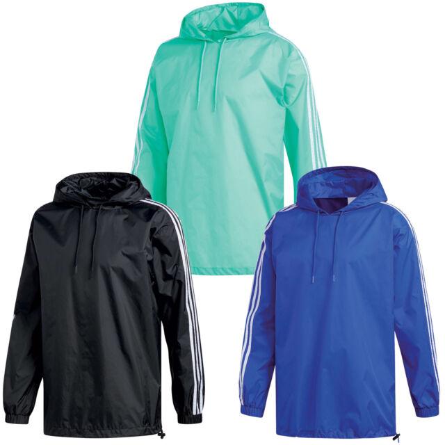 Adidas Originals Poncho Windbreaker Men's Transitional Jacket New