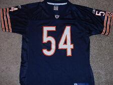 a0a5414b5 CHICAGO BEARS Brian Urlacher NFL official Reebok onfield jersey Youth XL  Adult M
