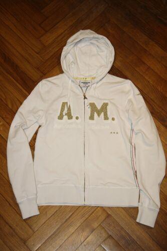 Zip Medium Militare Jacket Hoody M Taille Aeronautica Femme Ewq1vx