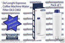 De'Longhi Coffee Machine Water Filter 5513292811 DLS C002 NEW GENUINE IN STOCK