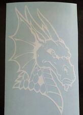 Vinyl Decal Sticker..Dragon Head..Mythical..Car Truck Window Laptop