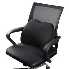 Wellness By Design Active Lumbar Chair 47395 863990 Black Ebay