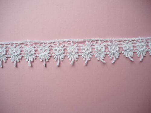 Vintage Style Lace Ribbon Trimming Bridal Guipure Lace Trim