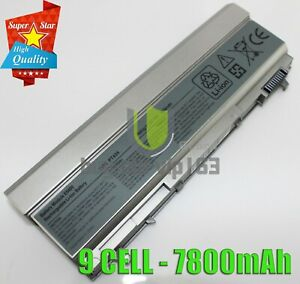 Battery-for-Dell-Precision-M2400-M4400-M4500-E6400-4M529-KY265-U5209-PT434-9CELL