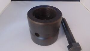 MG TC TA TB Front Left Hand Splined Rudge Whitworth Hub Type 42 For Wire Wheel