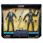 Marvel Legends Series Black Panther Everett Ross & Erik Killmonger