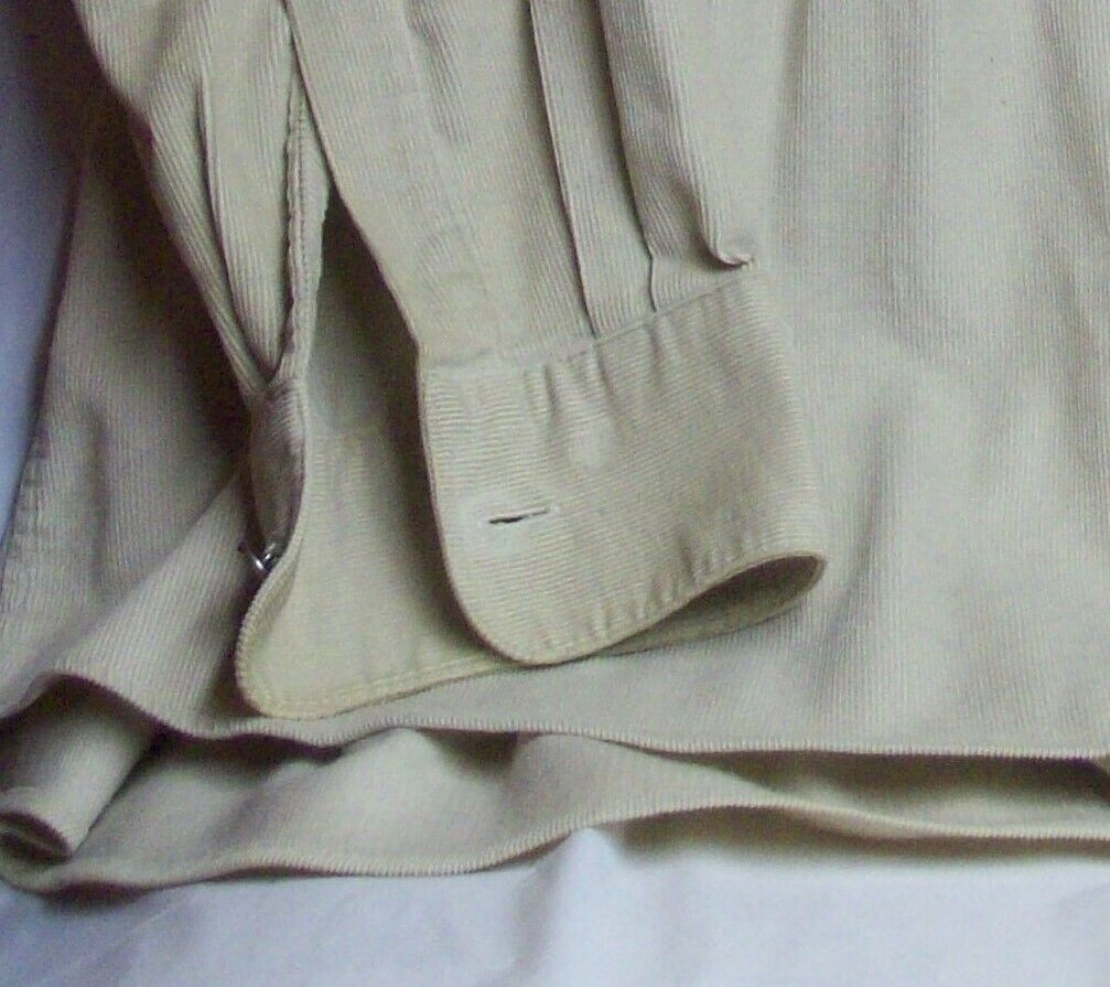 Vintage Mens Western Cotton Corduroy Overshirt XL… - image 11