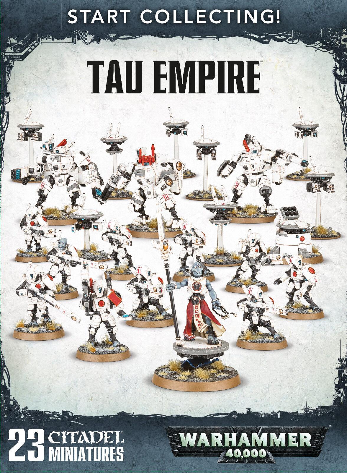 Estrellat  Collecting Tau Empire Warhammer 40k nuovo  Negozio 2018