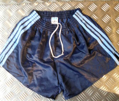 Véritable tailles Adidas Vintage Rétro bandes des 19803 endommagées toutes Short années JcuTlF3K1