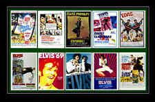 ELVIS PRESLEY  - FILM POSTER POSTCARD SET # 1