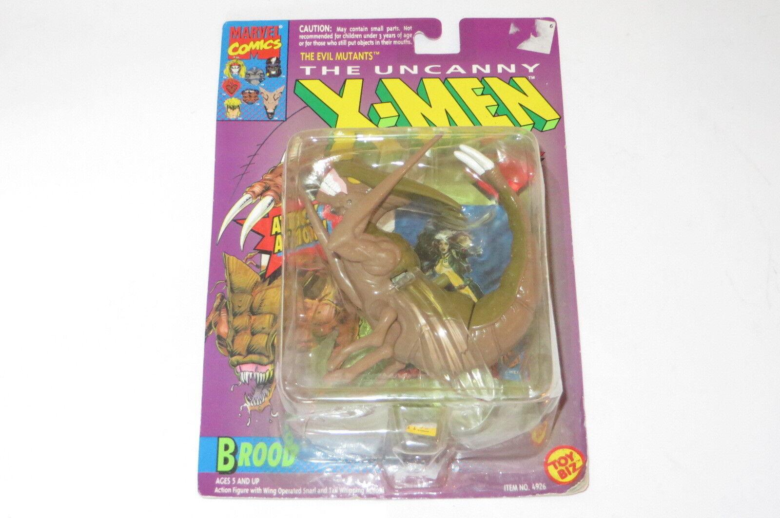 Vintage - spielzeug - biz toybiz actionfigur marvel - x - men - brut moc selten