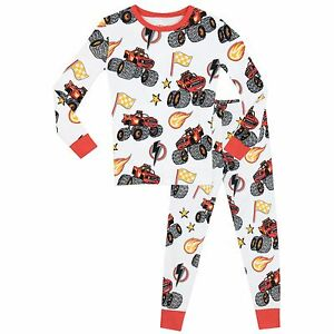 Blaze-and-the-Monster-Machines-Snuggle-Fit-Pyjama-Blaze-amp-Monster-Machines-PJs