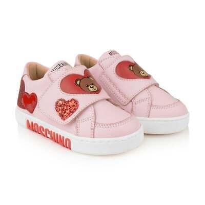 NIB NEW Moschino kids girls toddler