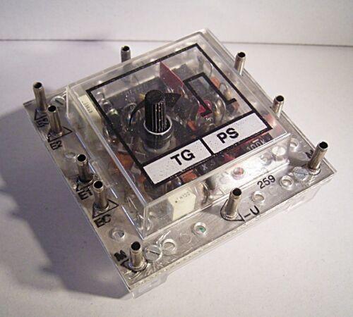 "Impulsgeber/"" 10 122 DDR Experimentierkasten Polytronic A1-A3 ""Taktgenerator"