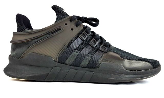 new arrive 9d9fb 35978 Adidas EQT Support ADV Mens Running Shoe Core Black Size 11.5 Sneaker  BA8326 Y-3