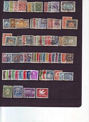 Streng Estland 1918-1940 Sammlung Gest.75 Verschiedene Bfmk Briefmarken