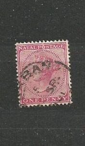 Natal-Postage-Queen-Victoria-Old-Stamps-Briefmarken-Sellos-Timbres