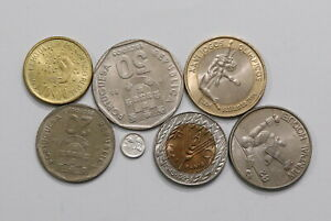 PORTUGAL-OLD-COINS-LOT-MOSTLY-COMMEMORATIVE-HIGH-GRADE-B26-DD15