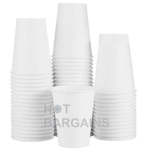 Disposable Paper Cups Single Wall White Paper Cups White Paper Cups Paper Cups