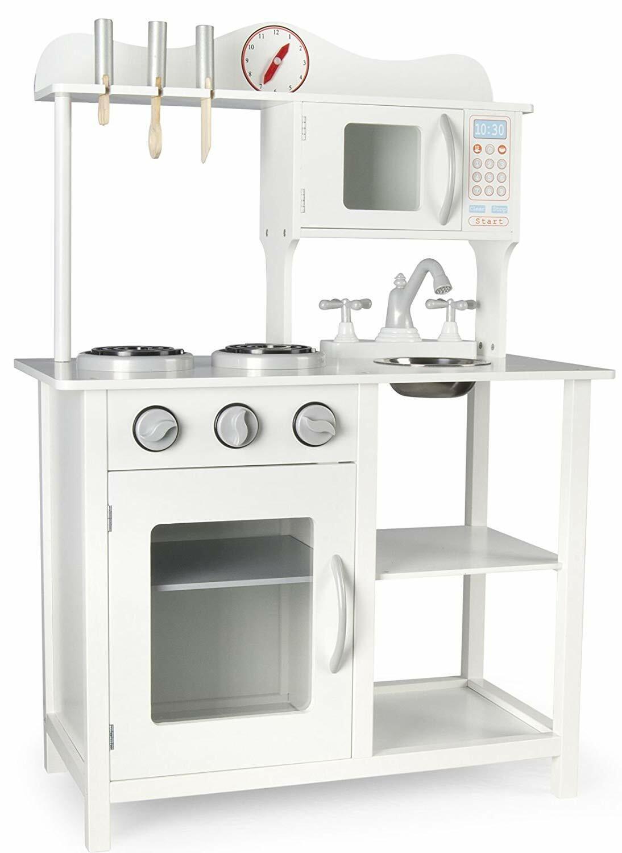 Moderno Cocina Cocina Cocina Madera Infantil Cocina de Juguete Accesorios Para Niños  venta al por mayor barato