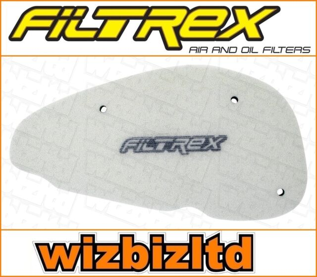 Filtrex Scooter Filtro Aria Aprilia Sr LC 2-Str Ditech GP1 Piag-Gio AIRC088