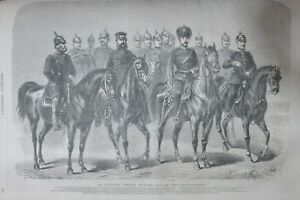 Soldiers-Suits-Military-General-Soldiers-Engraving-L-Universe-Illustre-of-1866