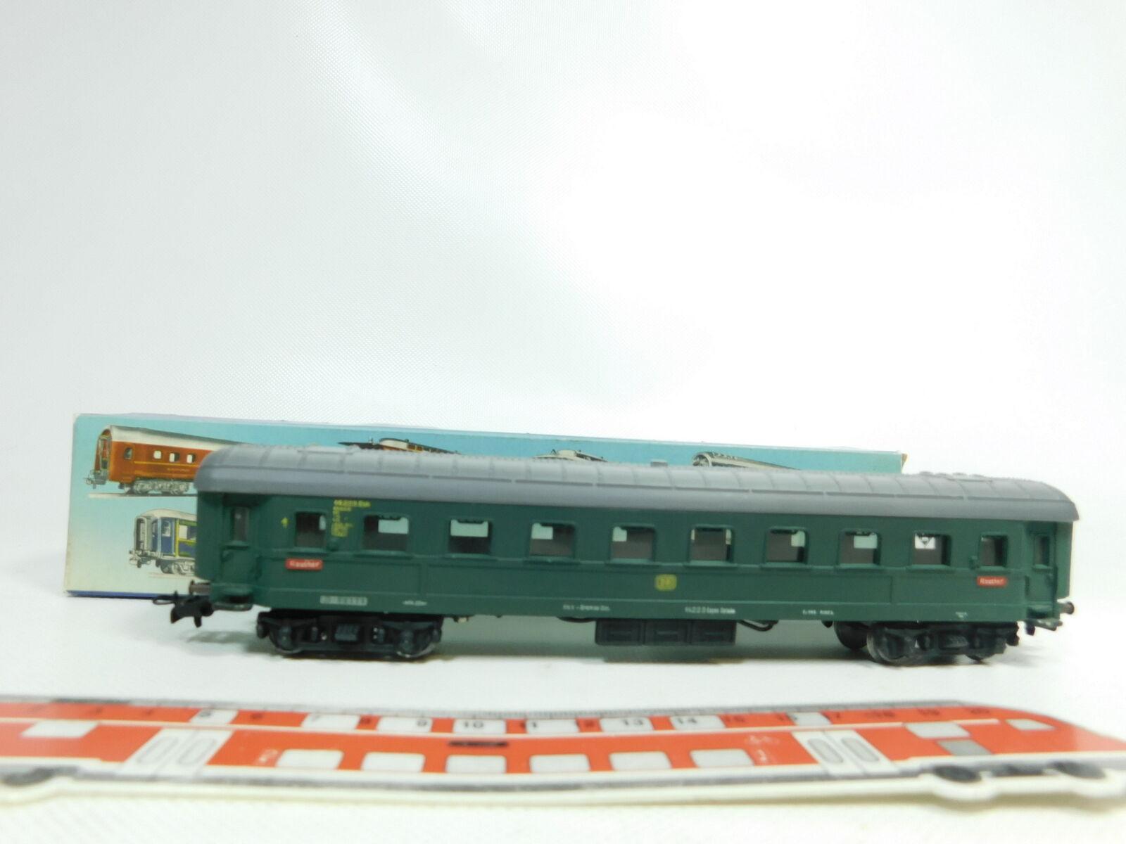 Bj174-0, 5  POCHER h0/ac 202/3 vetture passeggeri 1. classe 14223 ESH Db, Ovp