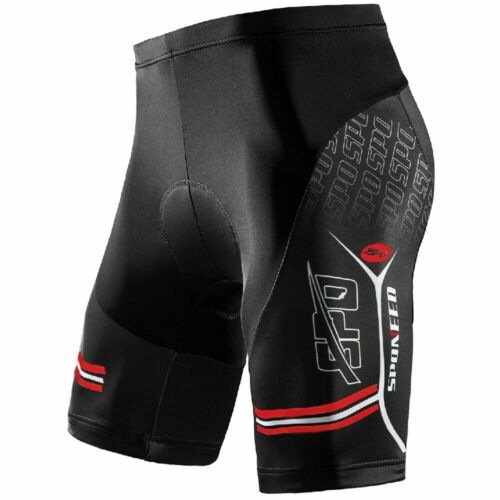 SPONEED Cycling Shorts Road Bike Toursers Cyclist Outfits Tights MTB Biker Wear