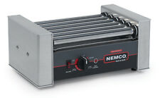 Nemco 8010 220 Roll A Grill 10 Hot Dog Grill Roller