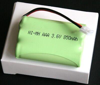 Tomy Platinum Walkabout Baby Monitor 3.6V Ni-MH Battery