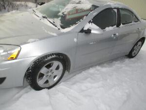 2010 Pontiac G6 SE Sedan