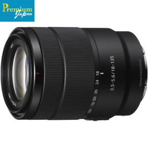 Sony-SEL18135-E18-135mm-F3-5-5-6-E-Mount-APS-C-Lens-Japan-Domestic-Version-New