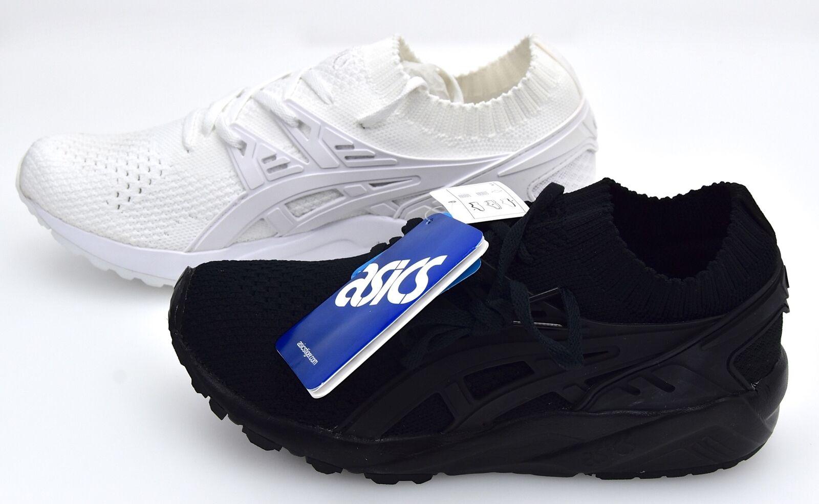 Asics Hombre Deportes Tenis Zapatos H705N 9090-H705N 0101 Gel-Kayano entrenador de punto