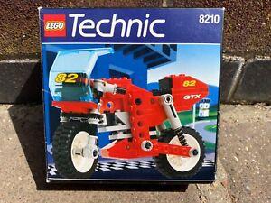 LEGO-TECHNIC-8210-Nitro-GTX-velo-complet-avec-boite