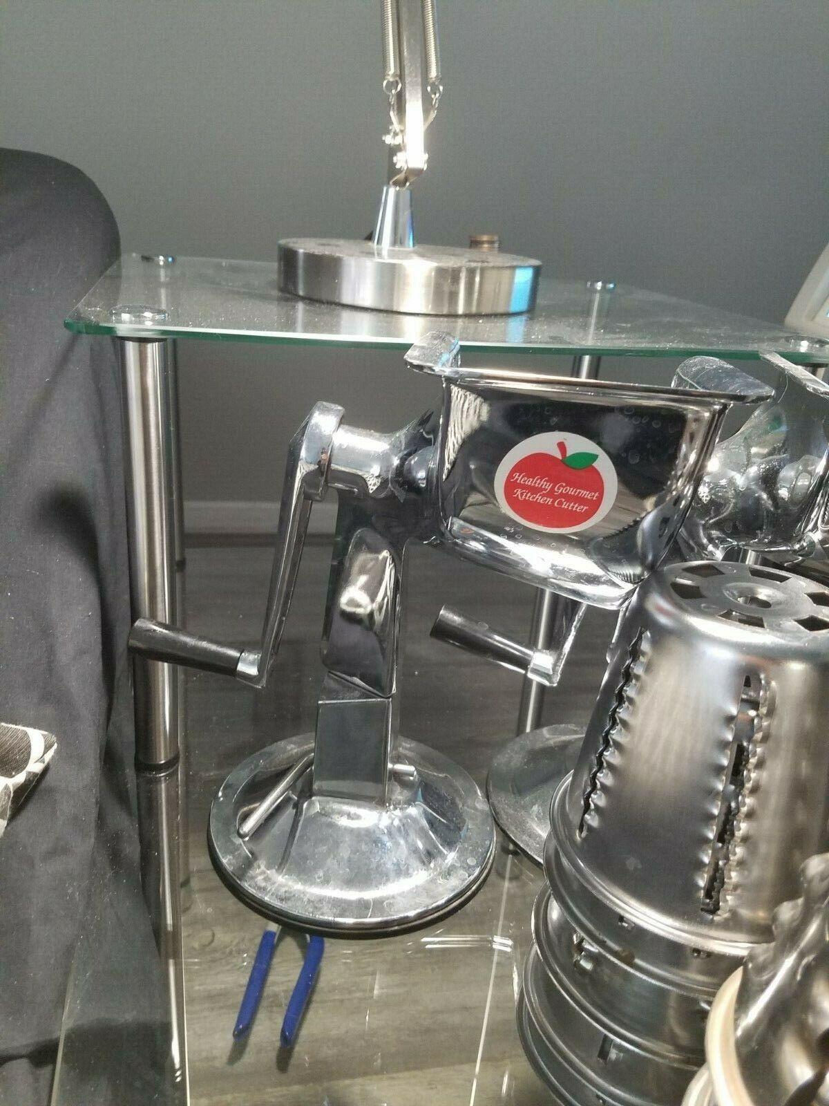 Kitchen Craft saine cuisine gastronomique Coupe Salade