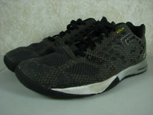 5ee56ee5e1 Details about REEBOK Crossfit Nano 5.0 Training V72419 Coal / Black Women's  Shoes 10 US