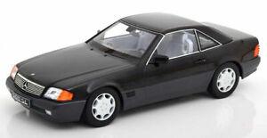 1:18 KK-scale New * Mercedes 500 sl r129 1993 plata