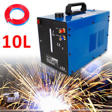 Industrial Water Cooler Chiller 10l Tank Tig Welder Torch Water Cooling System