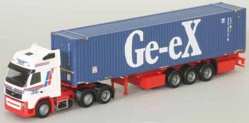 SZ verkleij//ge-ex 45/' Cont Awm camión volvo 08 XL//aerop