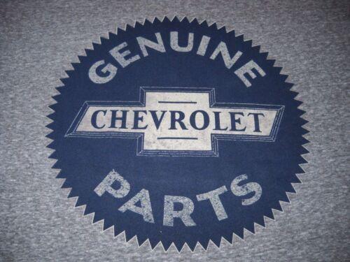 SS Chevelle Chevrolet Genuine Parts T-Shirt XL NEW Camaro Malibu Nova