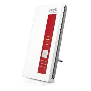 AVM FRITZ!WLAN Repeater Extender 1750E Dual-WLAN AC + N bis 1.300 MBit/s + LAN