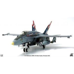 Jcw72f18002 1/72 F / A-18f Super Hornet Vfa-115 Argent Aigles Lajes Portugal