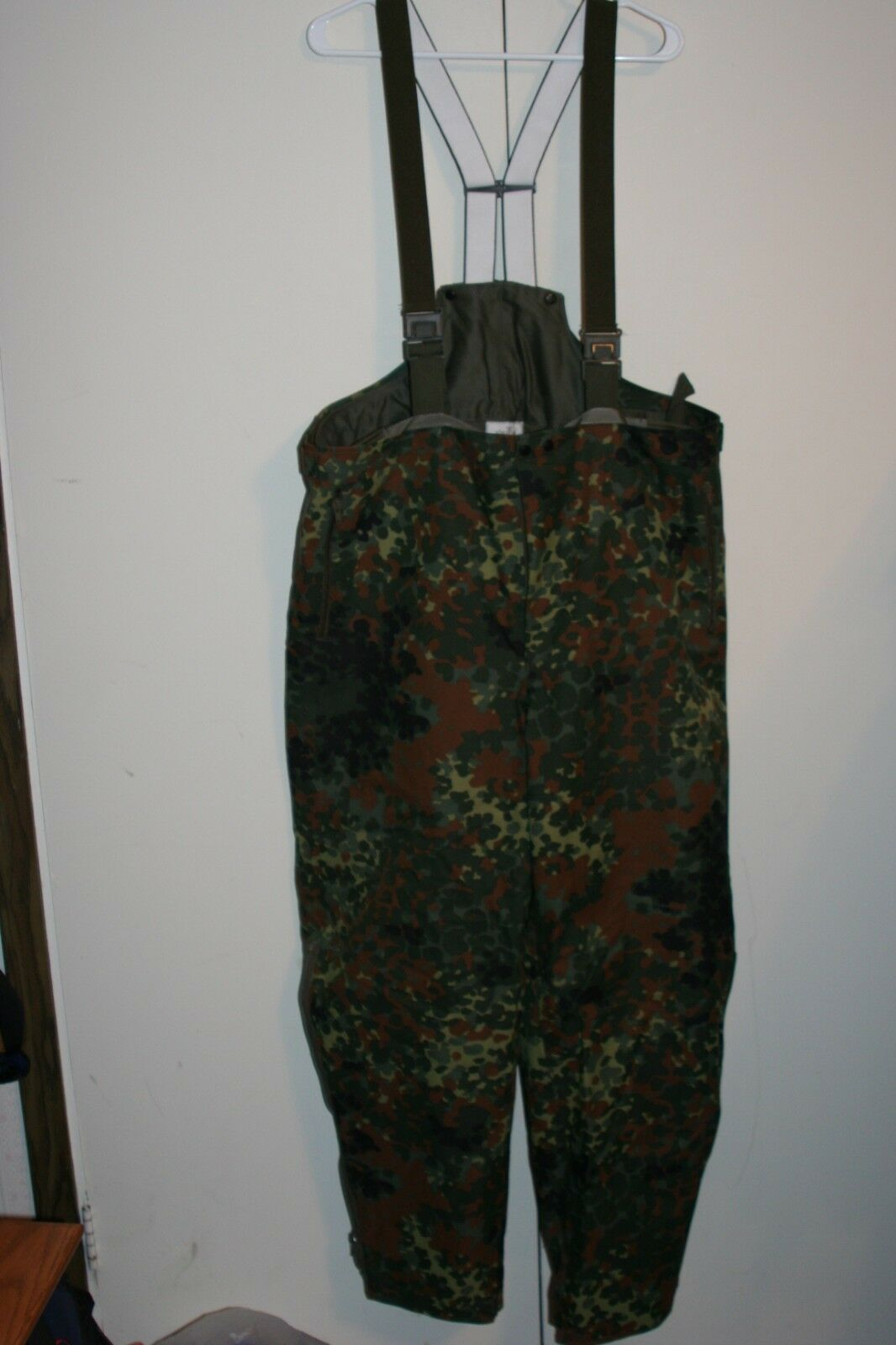 Kohler GMBH German Camo Army Winter Lined  Snow Pants Men XL 56 58 Hunt 2 In 1  clearance up to 70%