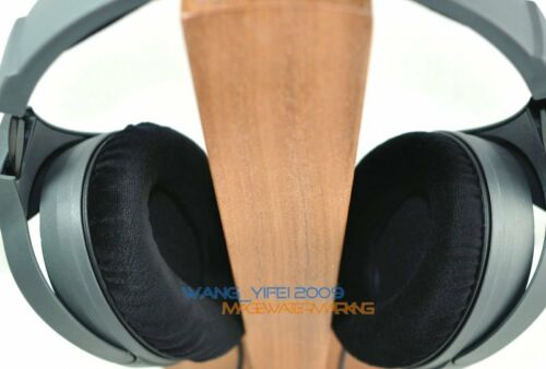 New Velour Replacement Cushion For Sennheiser HD545 HD565 HD600 HD650 Headphones