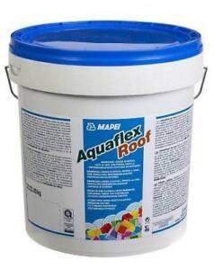 Aquaflex roof mapei guaina liquida fibrorinforzata kg 2o for Guaina liquida mapei calpestabile