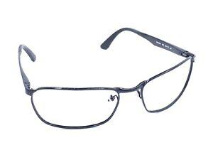861bcd72f251e Ray-Ban RB 3534 002 Black Metal Rectangle Sunglasses Frames 59-17