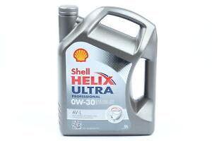 Shell-Motoroel-Helix-Ultra-Professional-AV-L-5Liter-0W30-ACEAC3-VW-504-00-507-00